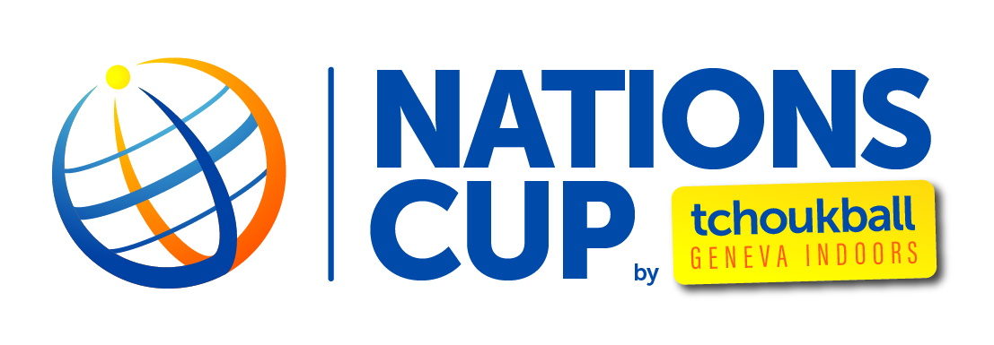 TCHOUKBALL NATIONS CUP logo